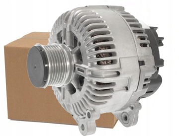 ALTERNATOR 140A BOSCH VW AUDI SKODA SEAT ГАРАНТИЯ
