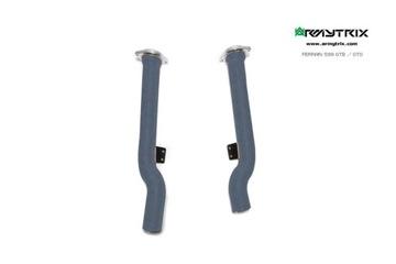 DOWNPIPE ARMYTRIX FERRARI 599 GTB FIORANO 6.0L