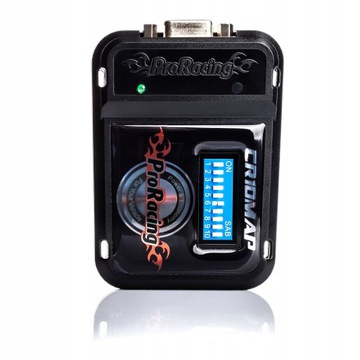 Chip Tuning PowerBox CR10MAP VOLVO S60 1.6D 114KM