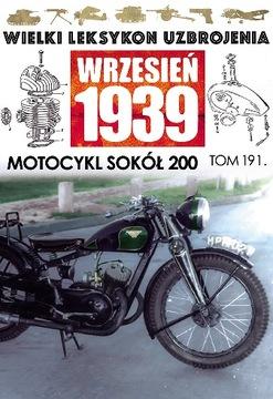 МОТОЦИКЛ SOKÓŁ 200 PUBLIKACJA