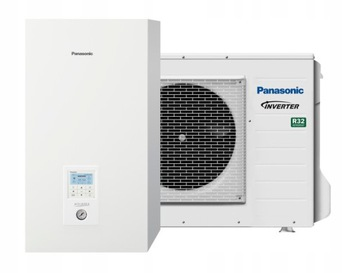 НАСОСТЕПЛАЯ PANASONIC 9KW AQUAREA KIT-WC09J3E5-SM