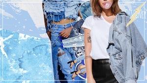 4a39690a97 Blue jeans – trendy na sezon wiosna-lato 2019
