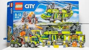 fb0720896 Lego City Ciężki helikopter transportowy 60125 – test