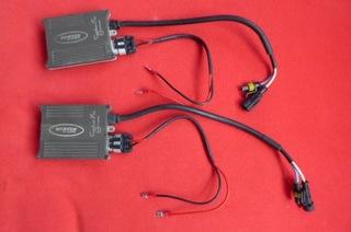 Przetwornice Vertex Canbus Pro 35w + zarniki