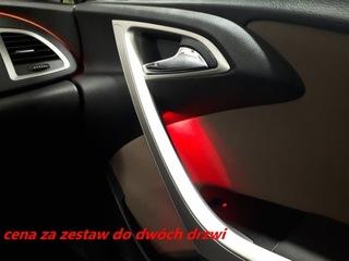 LED OPEL ASTRA J IV 4 DO ДВЕРИ