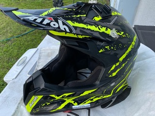 Kask Airoh Terminator Open Vision rozm. M
