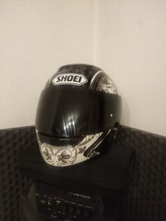 SHOEI RAID 2 VOGUE TC5. CIEMNA СТЕКЛО, PINLOCK. M