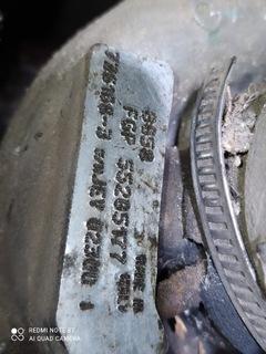 ТУРБИНА ALFA 147 1.9 JTDM 88 KW 120 KM
