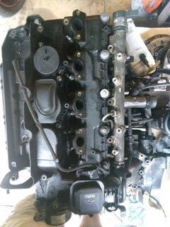 BMW E90 M47. 320D. DIESEL. GLOWICA KPL.