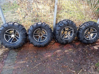 ДИСКИZ OPONAMI ITP MUD LITE DO YAMAHA GRIZZLY