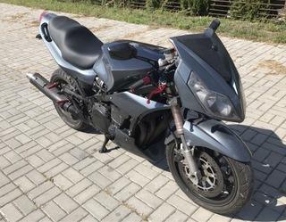Motocykl Yamaha 1100 130KM Pilnie Sprzedam
