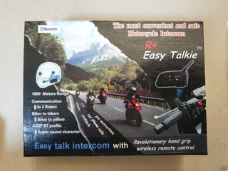 Interkom motocyklowy R4 Easy Talkie