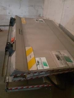 Winda Dhollandia 1000 kg do veco Daily z montazem.