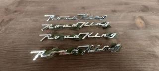 Emblematy  Harley Davidson Electra/Road King