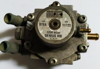 РЕДУКТОР PAROWNIK GAZU GENIUS MB 1200 PO REGENERAC