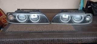 ФАРЫ ПЕРЕДНИЕ BIALE BMW E39 POLIFT БЛОК РОЗЖИГА КСЕНОНА