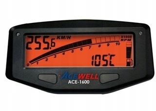 ACE-1600 Obrotomierz, licznik, prędkościomierz