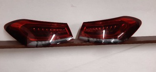 КОМПЛЕКТ LAMP TYLNICH MERCEDES GLE COUPLE W167