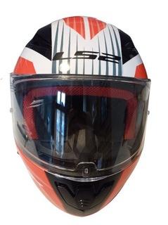 Kask motocyklowy dziecięcy XS 53-54 LS2 RAPID