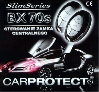 STEROWANIE ЗАМКА ЦЕНТРАЛЬНОГО BX70 CARPROTECT