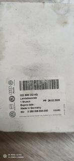 НОВОЕ ORYGINALN ЛЯМБДА-ЗОНД VW AUDI 022 906 262 AQ
