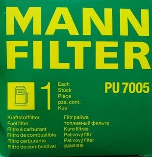 Mann Filter PU7005
