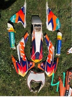 Комплект пластиков KTM EXC 2016-2019
