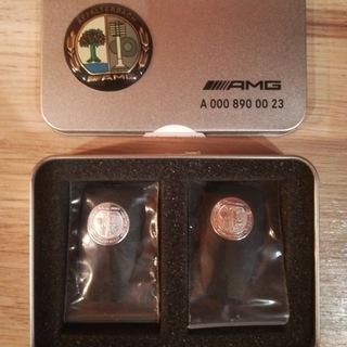 НАКЛАДКА KLUCZA 2 ШТУКИ ORYG MERCEDES AMG A0008900023