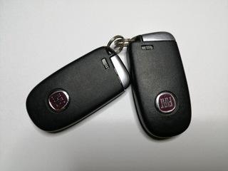 Chrysler Jeep Dodge Fiat pilot keyless