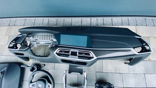 Deska Rozdzielcza BMW X6 G06 HUD