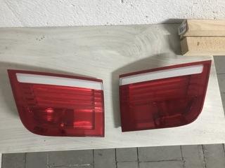 BMW E70 ФАРАФОНАРЯTYL W KLAPE DEPO NEON 07-10