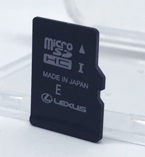 LEXUS Premium 2020v2 karta microsd aktualizacja