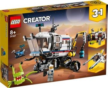 Lego Creator Space Rover 31107