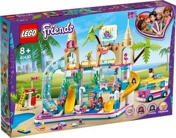 Lego Friends Letná zábava vo vodnom parku 41430