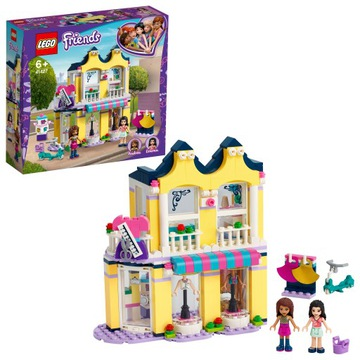 Lego priatelia Boutique Boutique Emmy (41427)