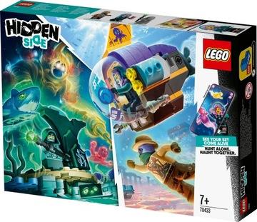 Lego Hidden Side Submarine 70433