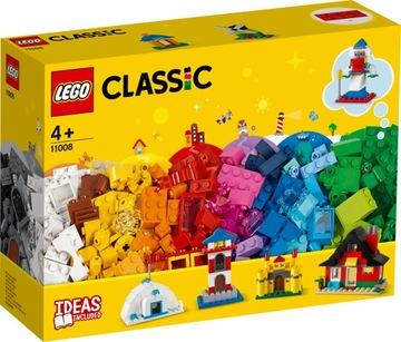 Lego Tehly a domy 11008