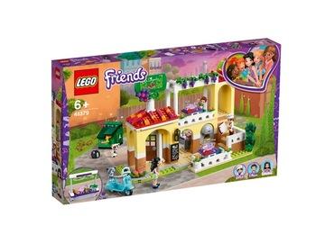 Lego Friends Pads Reštaurácia v Heartlake 41379