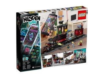 LEGO Hidden Side Ghost Express 70424