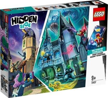 Lego Hidden Side Tajomný hrad 70437