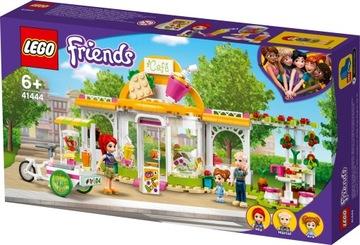 Lego Friends Cafe v Heartlake City 41444
