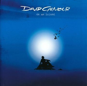 David Gilmour na ostrove Vinyl