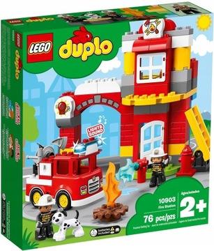 LEGO® Stavebnice DUPLO 10903 Hasičská stanica