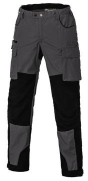 Pinewood nohavice - psie športové šedo-čierne c52