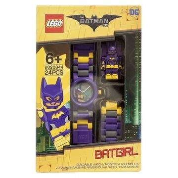 Lego Batman hodinky s figúrkou Batgirl 8020844