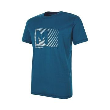 Mammut Massone T-Shirt Men Posseidon (ROZ