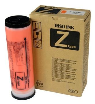 Farb Riso RZ / EZ / MZ Orange - Originálne S-4283E