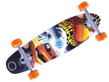 Spokey skateboard longboard thai-zábava [832874]