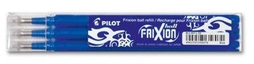 PILOTNÉ KAZETY FRIXION 0,7, vymazateľné v pere 3 KS