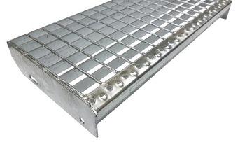 Schodisko Stabilné kovové schodisko Kroky 1000 x 270